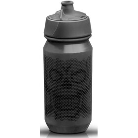 Riesel Design bot:tle 500ml, skull honeycomb stealth